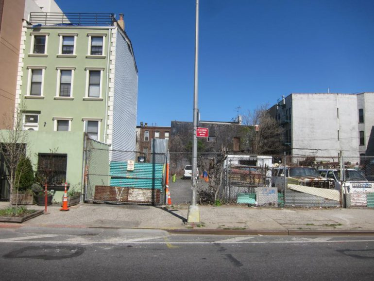 Dekalb 825 St., Brooklyn. NY