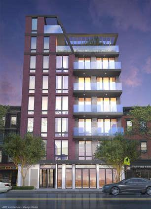 Myrtle 610-612 St., Brooklyn. NY